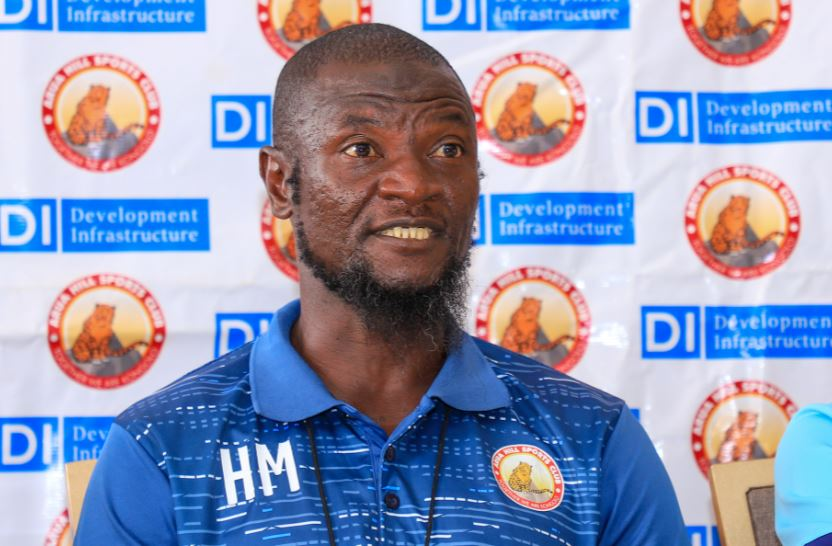 Hussein Mbalangu: Tomorrow is 90 minutes action, whoever prepares properly will take the day