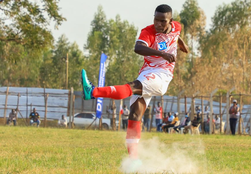 MUTEBI: 'WE ARE HAPPY BUT WE HAVE MOVE'
