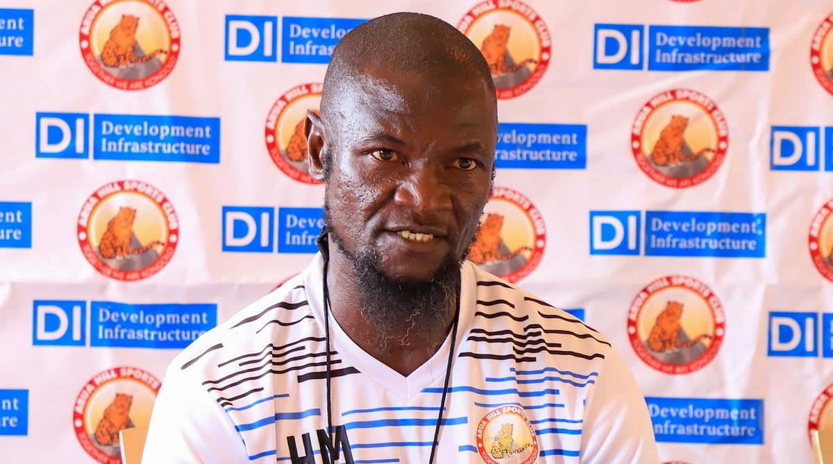"""""""TEAM IS READY AND COMPOSED FOR THE BIG LEAGUE""""- HUSSEIN MBALANGU"""