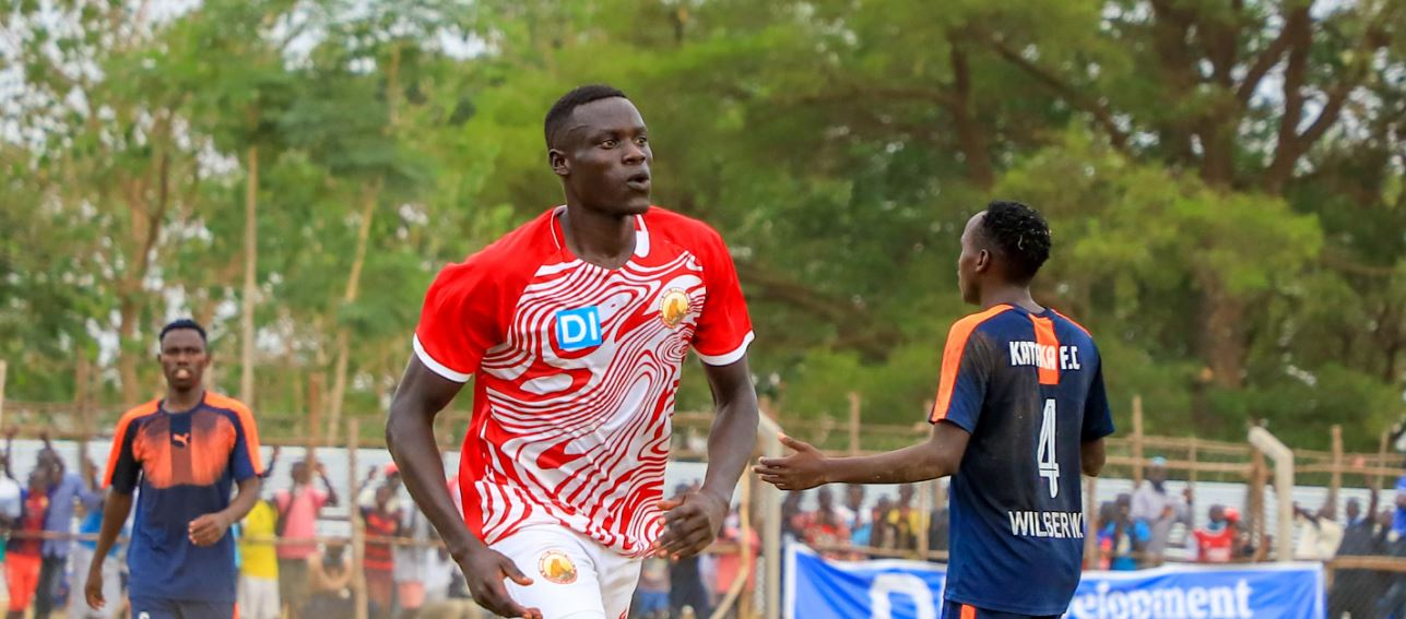 """""""Being on bench doesn't make me feel subverted.""""- Alfred Leku on staying positive while dropped to Arua Hill bench"""