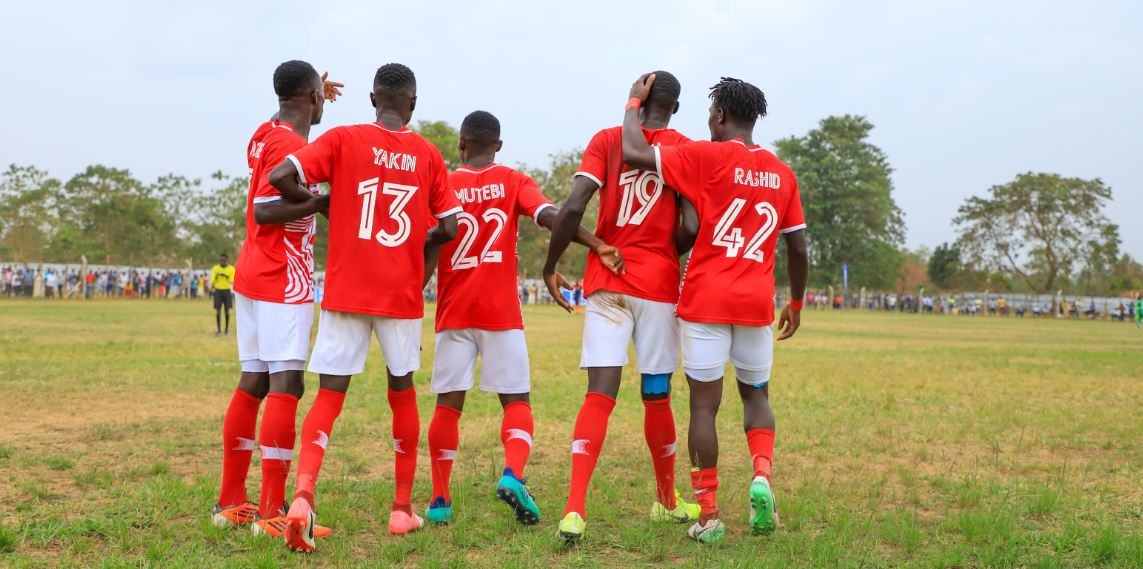 Arua Hill SC travelling squad confirmed for Maroons clash