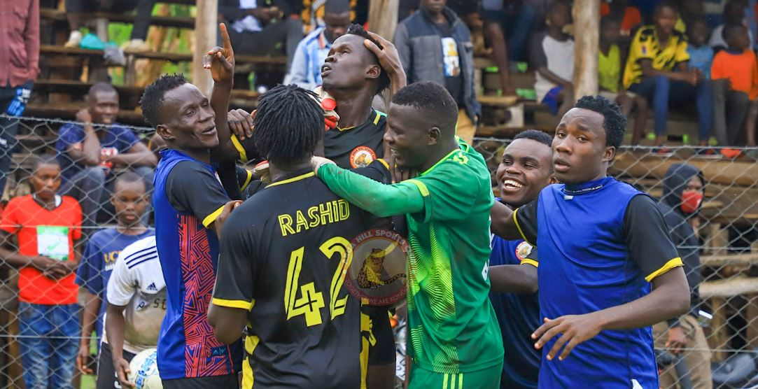 Paidha Black Angels 0-2 Arua Hill SC: The Leopards complete first round on summit