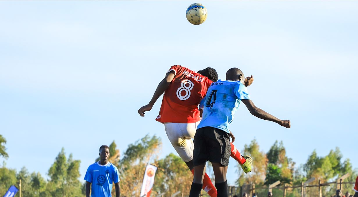 Allan Mugalu: The goal is not mine but for the team