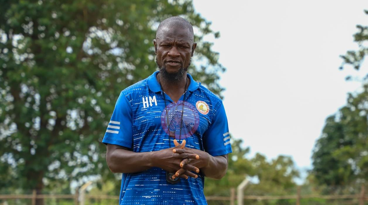 Hussein Mbalangu: Gaddafi is a very good team with young boys but not scary