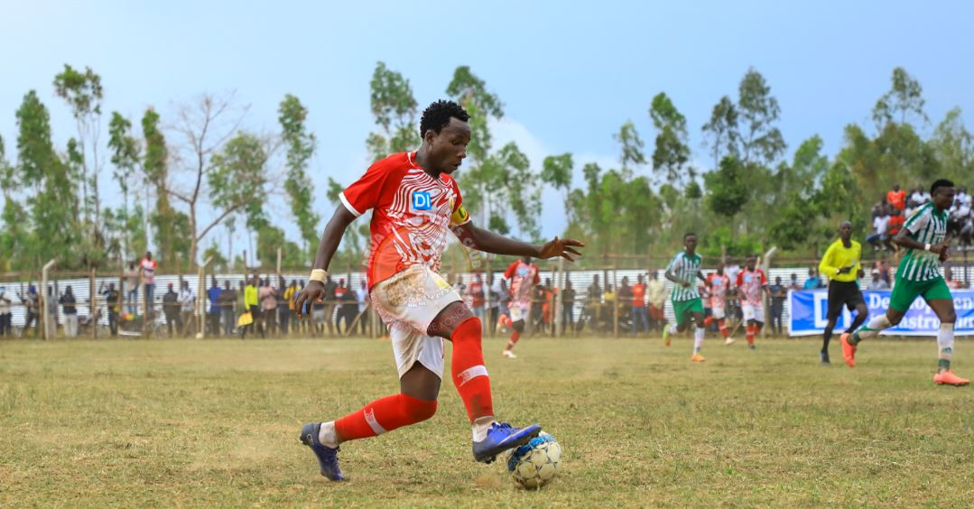 Baden Mujahid promises to responsibly captain Arua Hill to victory
