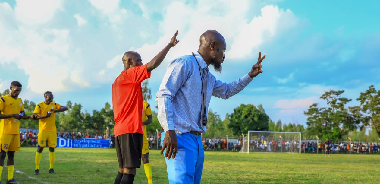 Hussein Mbalangu on the fans, game management and Dan Birikwalira's throw-in