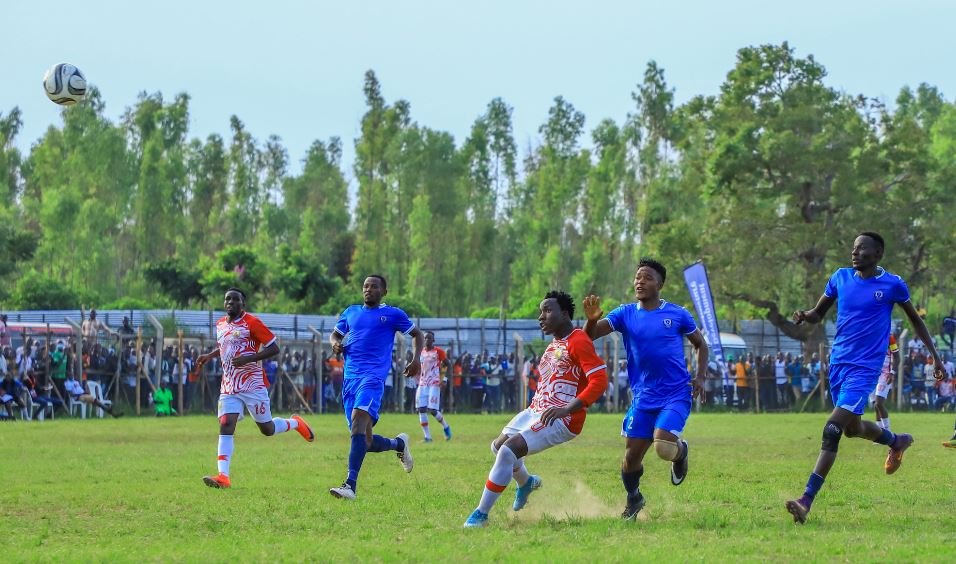 Baden Mujahid reacts to splendid Arua Hill solo goal: Leopards boss left impressed with the coup de grâce