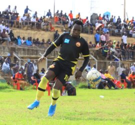 Arua Hill coach reacts to Baden's performance