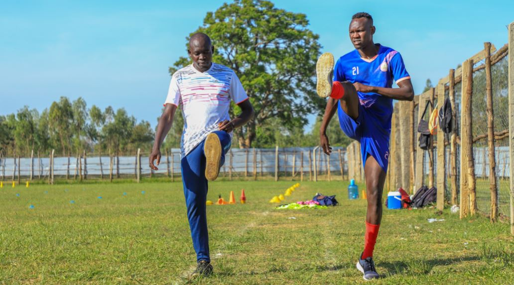 Brian Ade narrates injury aftermath on third day of physiotherapy