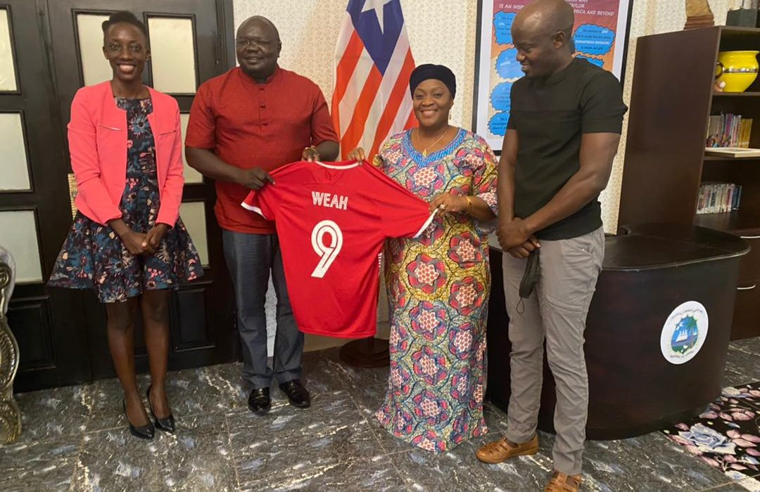 George Weah and vice-president Jewel Taylor to attend opening ceremony of Arua Hill Stadium