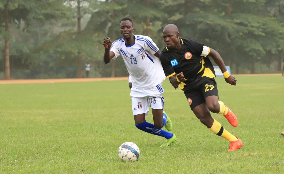 """""""I will listen to my body at the end of the season."""" Okhuti broaches the subject of retirement from active football"""