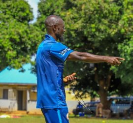 """""""Blacks Power crucial fixture we must win,"""" Mbalangu explains the need to grab it from improved opponent."""